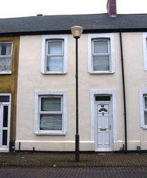 Thumbnail 3 bedroom terraced house to rent in Rhymney Street, Cardiff
