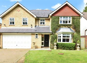 Thumbnail 5 bed detached house for sale in Holm Grove, Hillingdon, Middlesex