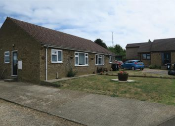 Thumbnail 2 bed semi-detached bungalow to rent in Camping Close, Haddenham, Ely