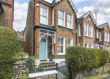Thumbnail 3 bed semi-detached house for sale in Ruthin Road, London