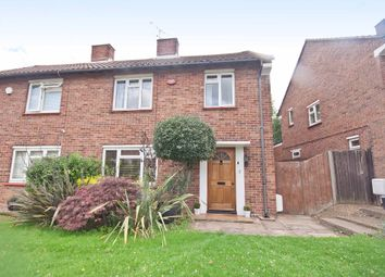 Thumbnail 3 bed semi-detached house for sale in Ellement Close, Pinner, Middlesex