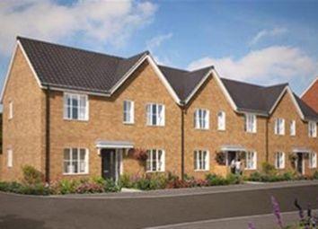 Thumbnail 3 bed end terrace house for sale in Great Melton Road, Hethersett, Norwich