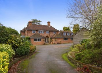 Thumbnail 6 bed detached house for sale in Blackborough Close, Reigate