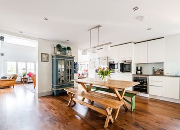 Thumbnail 4 bedroom flat for sale in Victorian Heights, Battersea