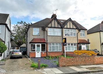 Thumbnail 3 bedroom semi-detached house for sale in Dysart Avenue, Kingston Upon Thames