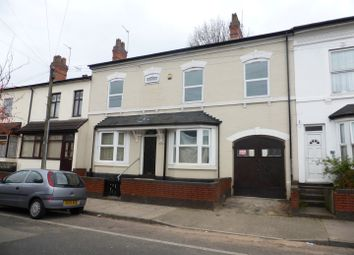 Thumbnail 4 bed terraced house to rent in Newport Road, Moseley, Birmingham