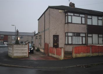 Thumbnail 3 bed semi-detached house to rent in East Street, Ashton-In-Makerfield, Wigan