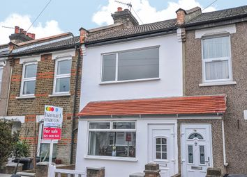Thumbnail 3 bed terraced house for sale in Exeter Road, Addiscombe, Croydon
