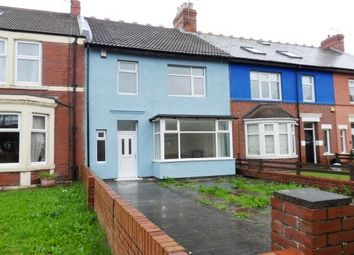 Thumbnail 3 bed property to rent in Gordon Terrace, Whitley Bay