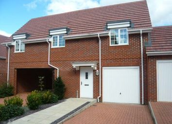 Thumbnail 2 bed detached house to rent in School Close, Worting, Basingstoke