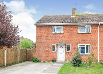 Thumbnail 3 bed end terrace house for sale in Beaulieu Road, Amesbury, Salisbury