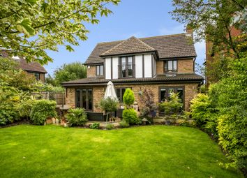 Thumbnail 6 bed detached house for sale in Lapins Lane, Kings Hill, West Malling