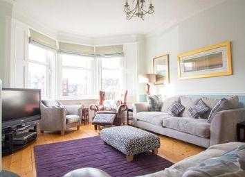 Thumbnail 3 bed end terrace house to rent in Baronscourt Terrace, Edinburgh