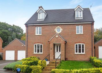 Thumbnail 5 bed detached house for sale in Crutchley Wood, Bracknell