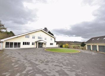Thumbnail 6 bed detached house for sale in Links Hey Road, Caldy, Wirral