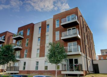 Thumbnail 2 bed flat for sale in Alcock Crescent, Crayford, Dartford
