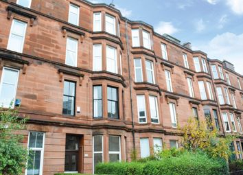 Thumbnail 1 bed flat for sale in Crow Road, Flat 1/1, Broomhill, Glasgow