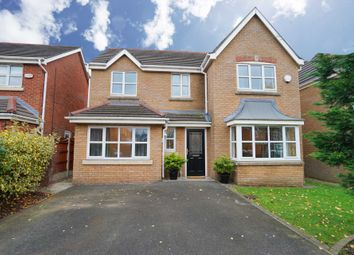 Thumbnail 4 bed detached house for sale in Angelbank, Horwich, Bolton