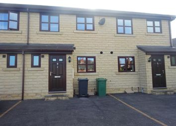 Thumbnail 3 bed terraced house for sale in Overthorpe Court, Dewsbury
