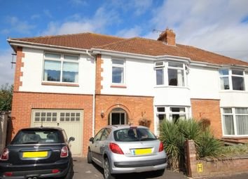 Thumbnail 5 bed semi-detached house for sale in Fernleigh Avenue, Bridgwater