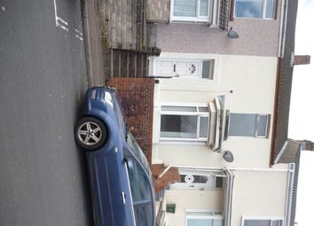 Thumbnail 2 bedroom terraced house to rent in Graig Terrace, Mount Pleasant, Swansea