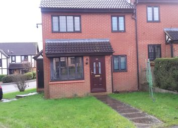 Thumbnail 1 bed semi-detached house to rent in Perrymead, Luton
