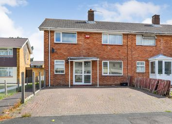 Thumbnail 3 bed end terrace house for sale in Elm Crescent, Hythe, Southampton