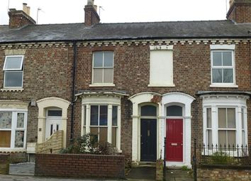 Thumbnail 2 bedroom terraced house for sale in Poppleton Road, York