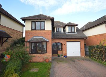 Thumbnail 4 bed detached house for sale in Lamplighters, Fleckney, Leicester