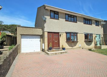 Thumbnail 3 bed semi-detached house for sale in Purton Close, Kingswood