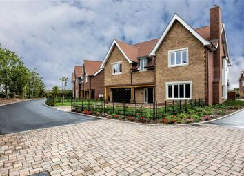 Thumbnail 5 bed detached house for sale in Brentwood Road, Bulphan Upminster, Essex