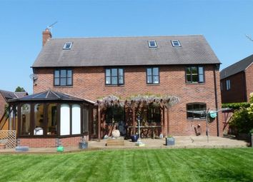 Thumbnail 5 bedroom detached house to rent in Church Farm, Lyneal Lane, Welshampton