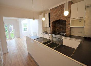 Thumbnail 4 bed semi-detached house to rent in Ashton Avenue, Altrincham