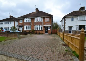 Thumbnail 3 bed semi-detached house for sale in Parkway, Horley