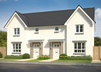 "Thumbnail 3 bedroom semi-detached house for sale in ""Craigend"" at 1 Appin Drive, Culloden"