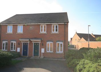 Thumbnail 3 bed semi-detached house for sale in Elm Grove, Wootton, Northampton