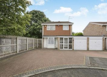 Thumbnail 4 bed detached house for sale in Wragby Close, Pendeford, Wolverhampton, West Midlands