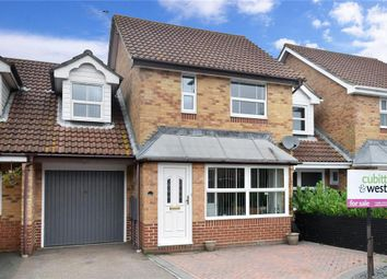 Thumbnail 3 bedroom terraced house for sale in Finches Close, Littlehampton, West Sussex