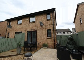 Thumbnail 3 bed property for sale in Crosslet Place, Dumbarton