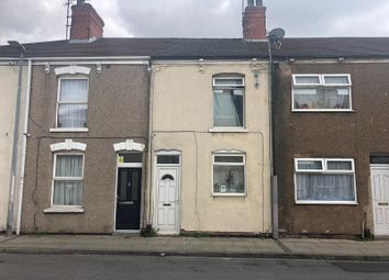 Thumbnail 1 bed terraced house for sale in Rutland Street, Grimsby
