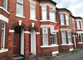 Thumbnail 2 bed terraced house for sale in Stockport Road, Cheadle, Greater Manchester