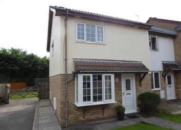 Thumbnail 3 bedroom property for sale in Fairoak Chase, Brackla, Bridgend.