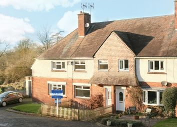 Thumbnail 2 bed terraced house for sale in Dingle Drive, Beckbury, Shifnal