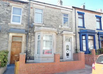 Thumbnail 3 bed terraced house for sale in Baring Street, South Shields