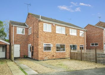 Thumbnail 3 bed semi-detached house for sale in Priest Meadow, Fleckney, Leicester