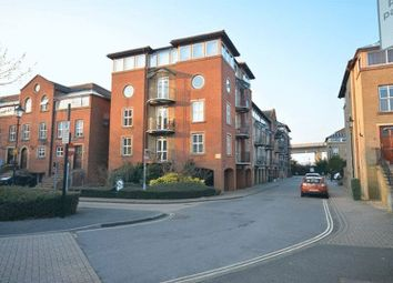 Thumbnail 3 bed flat to rent in Asturias Way, Ocean Village, Southampton
