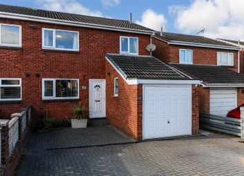 Thumbnail 4 bed semi-detached house for sale in Yarwell Drive, Maltby, Rotherham