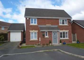Thumbnail 4 bed detached house for sale in Brandforth Gardens, Westhoughton, Bolton