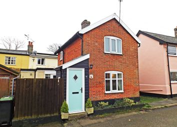 Thumbnail 2 bedroom detached house for sale in Old Market Street, Stowmarket, Suffolk
