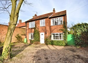 Thumbnail 3 bed detached house for sale in Station Road, Docking, King's Lynn